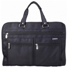Buy Maxam Executive Black Briefcase with Removable Shoulder Strap in Bulk b11a23eb7cc5
