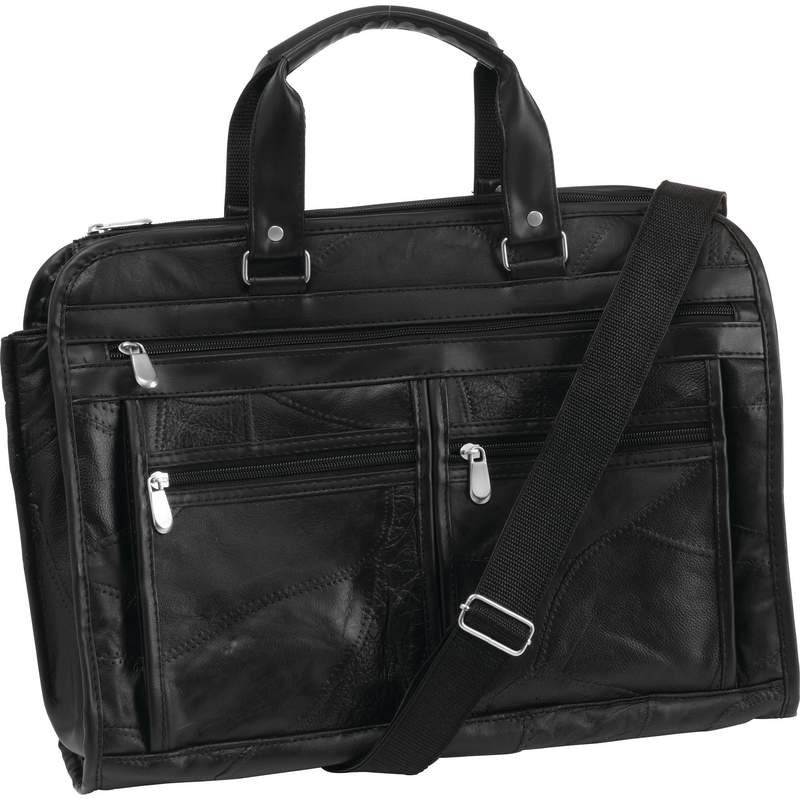Buy Embassy Buffalo Leather Concealed Carry Briefcase with Holster in Bulk 1da7fe718093