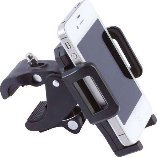 Adjustable Motorcycle/Bicycle Phone Mount with 360 Degree Swivel