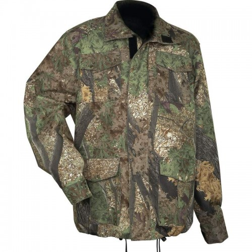 Water-Resistant Invisible Camouflage Jacket - Size 2X