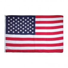 United States 4u0027 X 6u0027 Flag With Two Metal Grommets