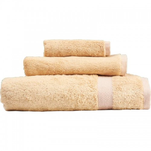 Wyndham House 3pc Mildew-Resistant Bamboo Towel Set GFTWLB3