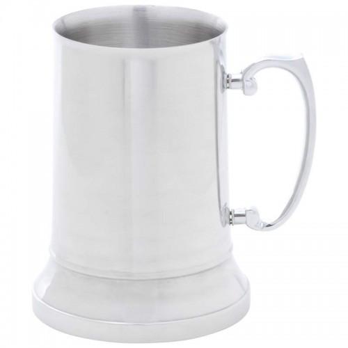 Maxam 20 oz Stainless Steel Beer Mug