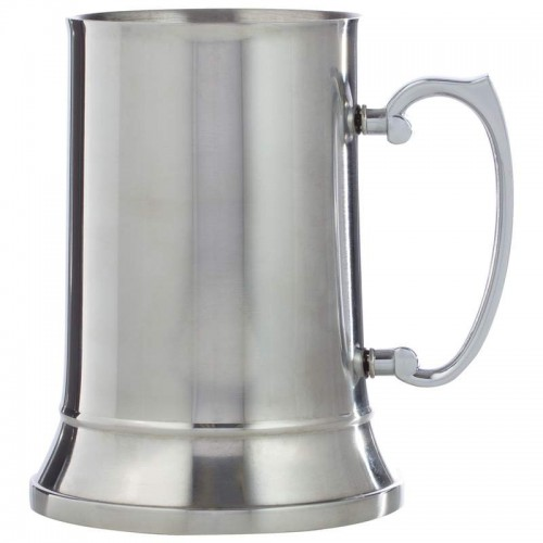 Maxam Stainless Steel 20 oz Beer Mug