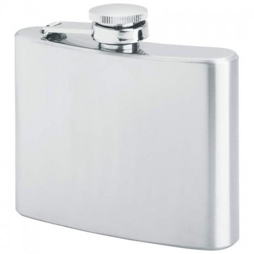 Maxam 4 oz Stainless Steel Flask
