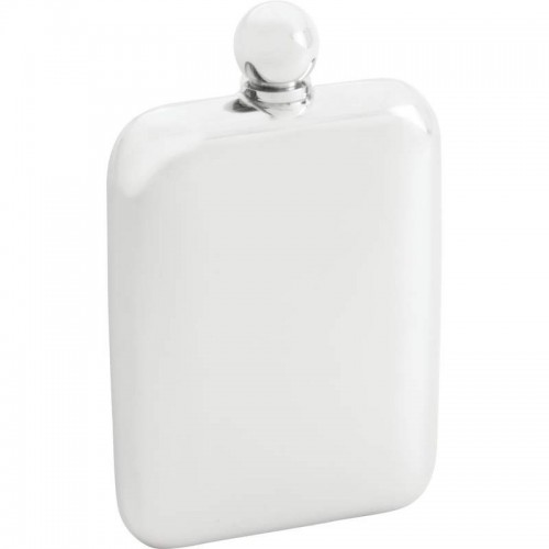 Artic Blast 5.5oz Stainless Steel Flask with Round Screw-Down Cap