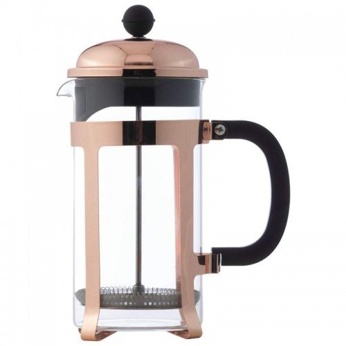 Wyndham House 33.8 OZ Copper Colored French Press Coffee Maker