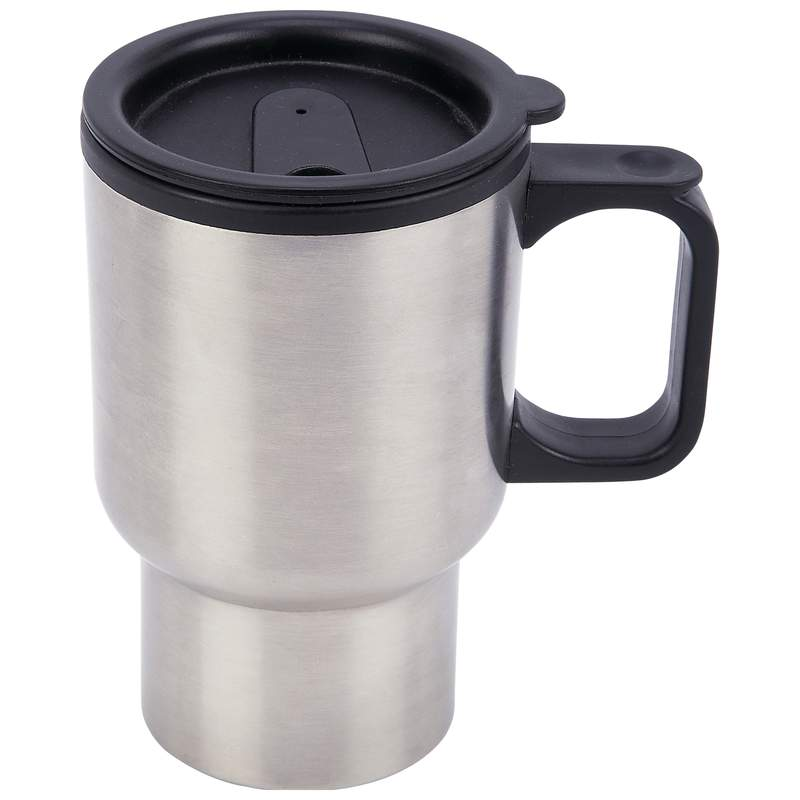 Mug stainless steel bottom