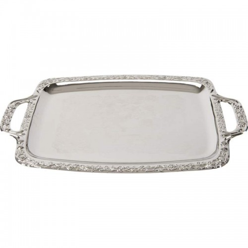 """Sterlingcraft 17-1/2"""" x 10-1/2"""" Oblong Wholesale Serving Tray"""