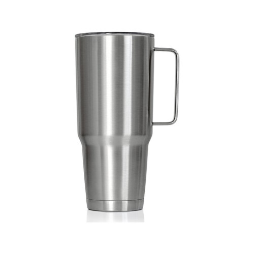 64oz Stainless Steel Double Vacuum Wall Tumbler With Lid
