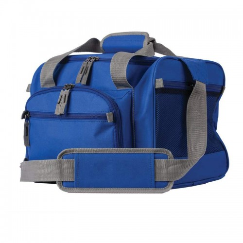 Extreme Pak Blue Cooler Bag with Zip-Out Liner and Shoulder Strap