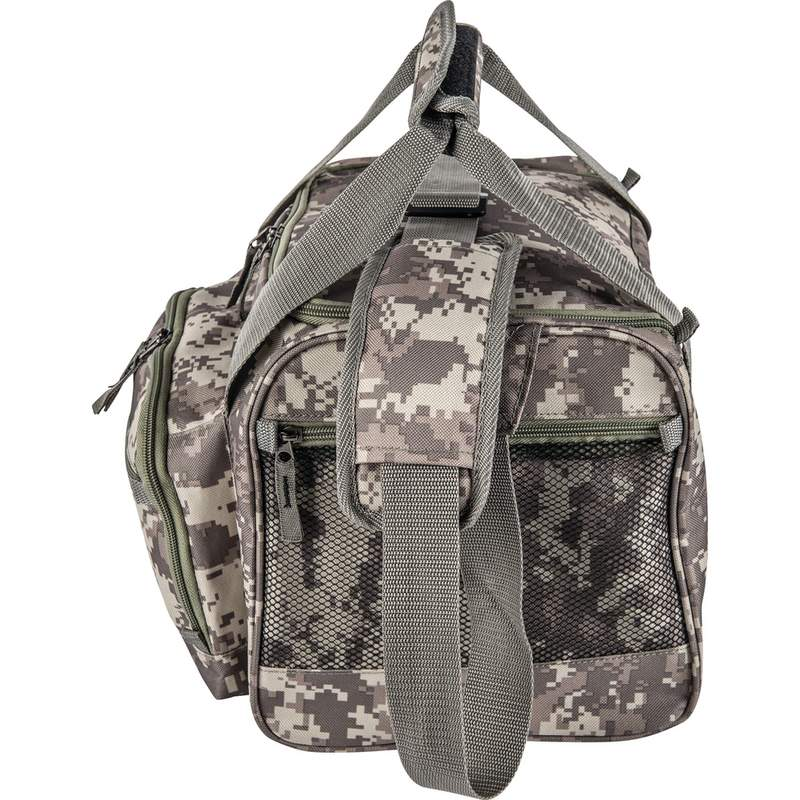 extreme pak digital camouflage cooler bag with zip out liner lucbzpdc