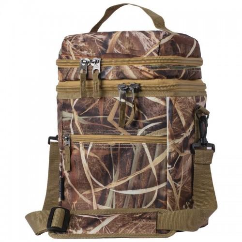 Extreme Pak JX Swamper Camouflage Cooler Bag with Zip out Liner