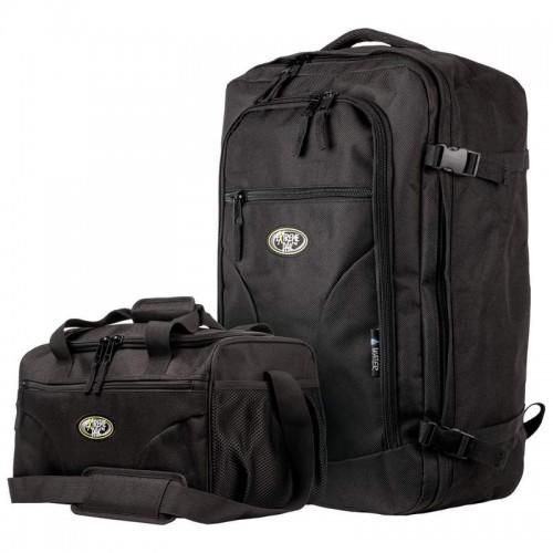 2 PC Carry-On Luggage Set