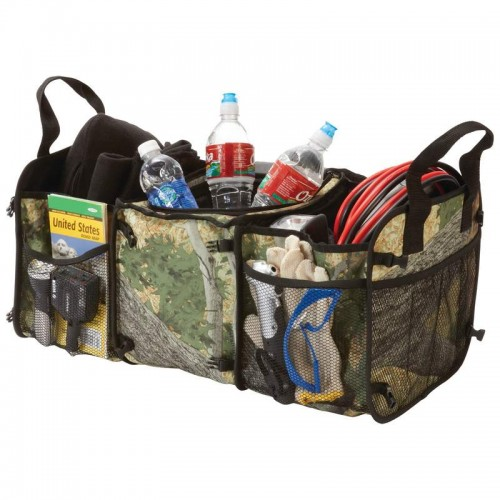 Extreme Pak Invisible Camouflage Expandable Tailgate Cooler Tote