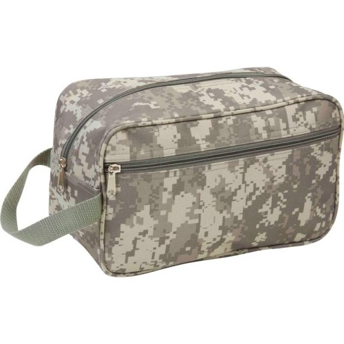 "Extreme Pak Digital Camouflage Water-Resistant 11"" Travel Bag"