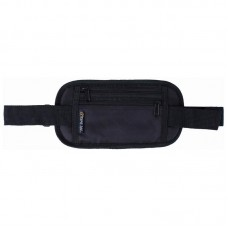 Buy Black Security-Style Waist Bag with 43