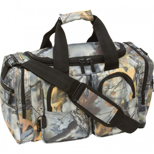 """18"""" Camouflage Hunting Tote Bag with Weather-Resistant Material"""