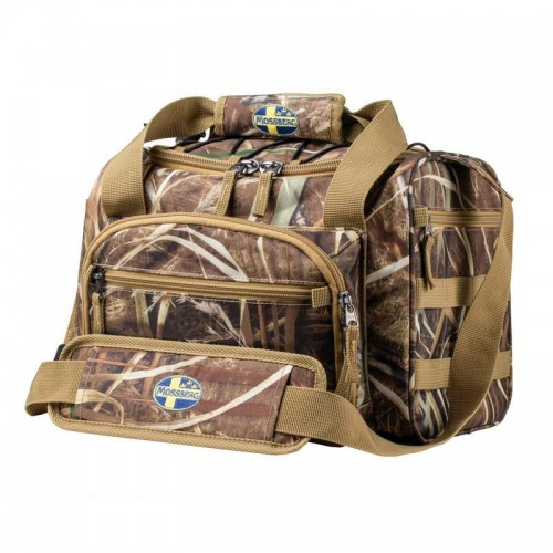 Mossberg Camouflage Cooler Bag with Side Pockets and Leakage Safe