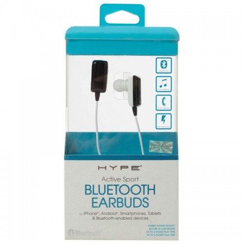 Active Sport Bluetooth Earbuds