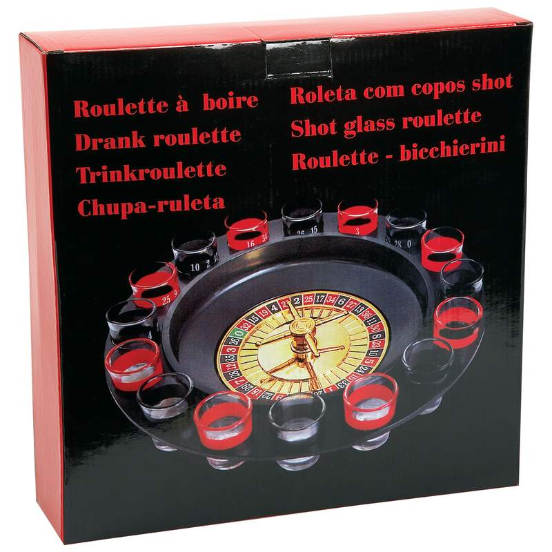 Roulette shots game rules numeri serie roulette