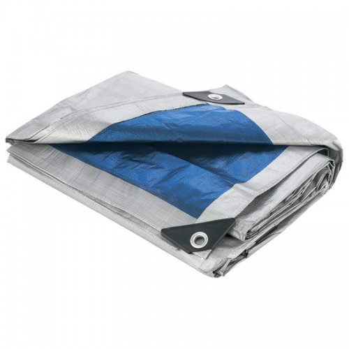 Maxam 8' x 10' Weather and UV Resistant  All-Purpose Waterproof  Tarp