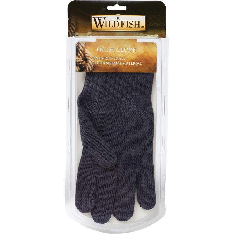 Wild Fish Stainless Steel Glove Features Cut Resistant