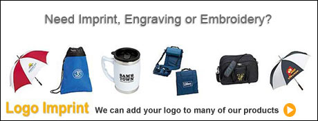 Promotional Products with Logo Imprint