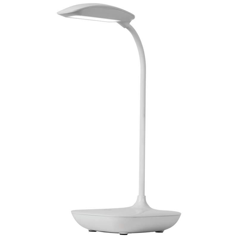 14 Led 3 Setting Cordless Desk Light Includes Usb Charging Cord