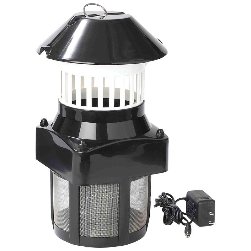 Mosquito Trap with Built In Sensor for Auto (Night) Mode