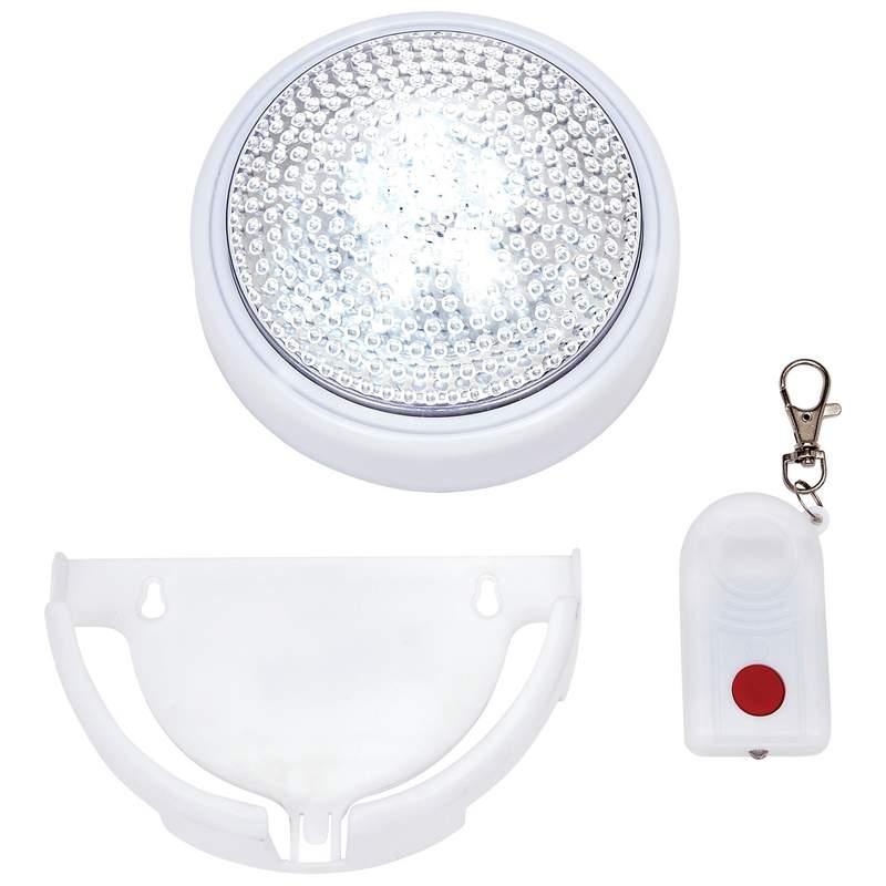 Mitaki Japan Push On 5 Bulb LED Light with Keychain Remote Control