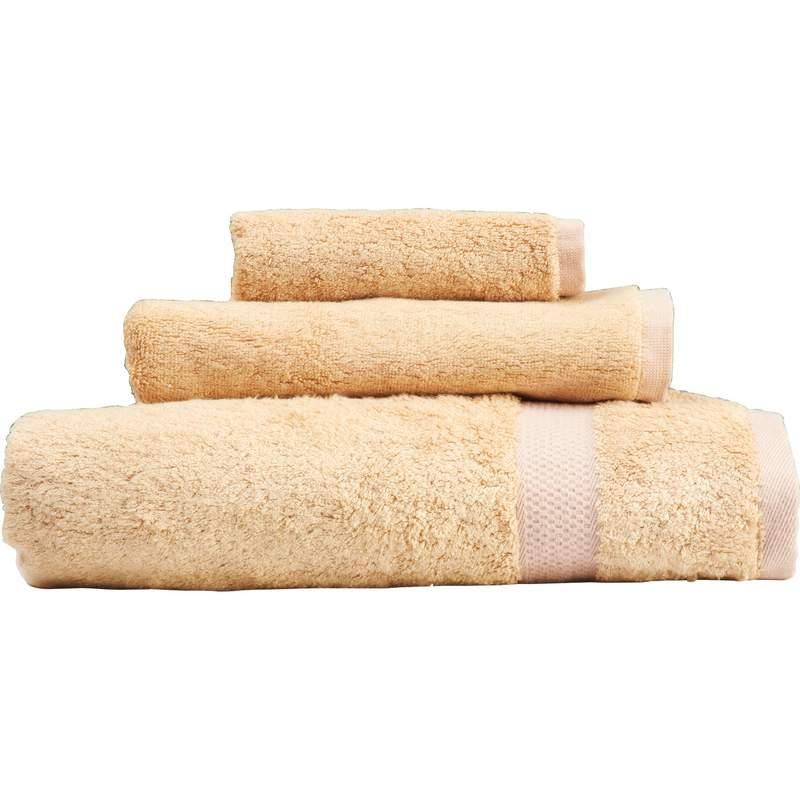 Wyndham House 3pc Mildew Resistant Bamboo Towel Set