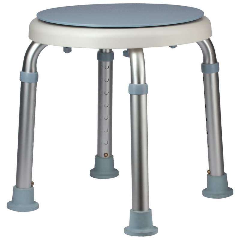 Aluminum Frame 360 Degree Rotating Bath/Shower Chair HHRSC