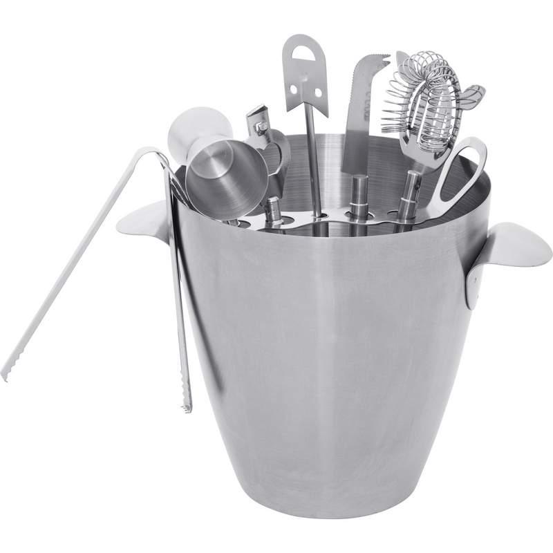 Wyndham House 8pc Stainless Steel Barware Set