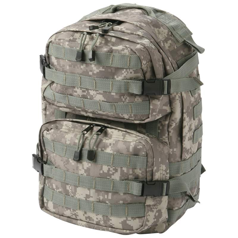 Extreme Pak Digital Camouflage Water Repellent Backpack