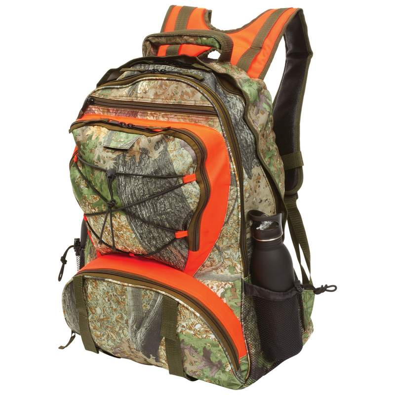 Extreme Pak Invisible Camouflage Water Resistant Backpack