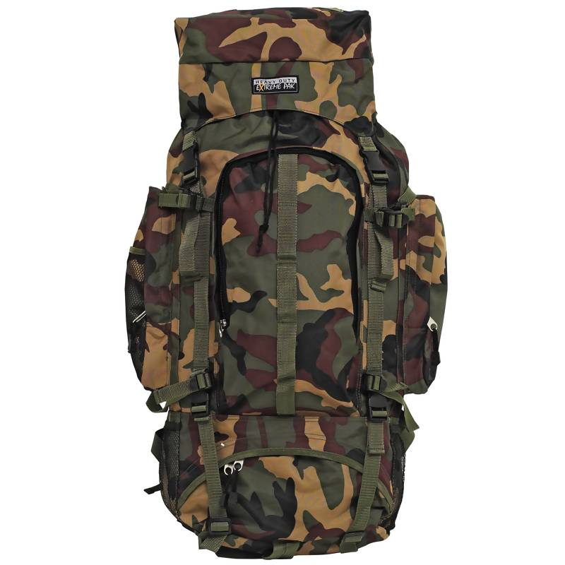 Extreme Pak Camouflage Water Resistant Mountaineer