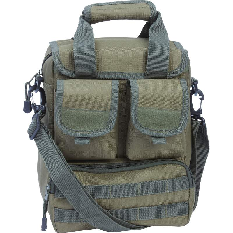Extreme Pak Drab Green Utility Bag with Hand and Shoulder Strap
