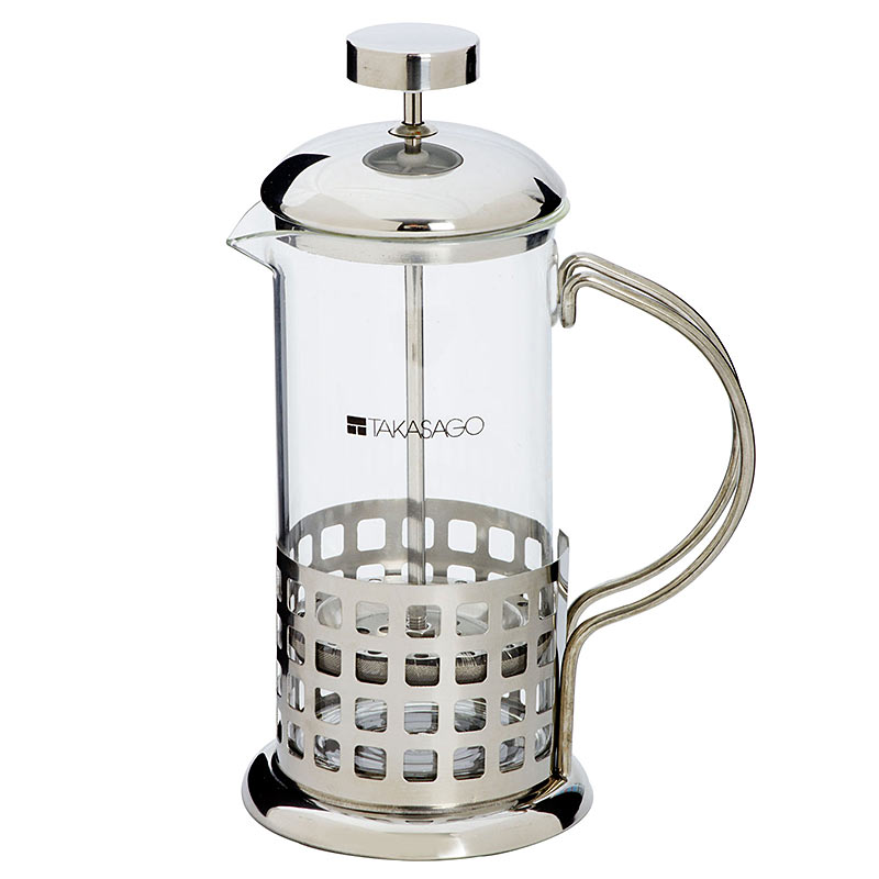 Wyndham House 12oz French Press Coffee Maker with Color Pad Print