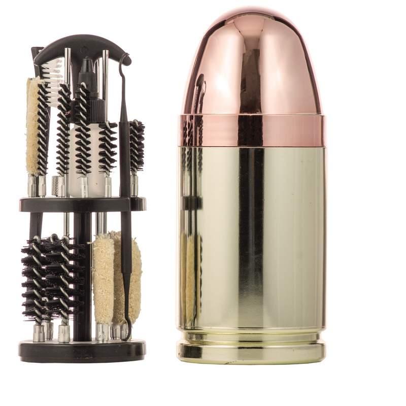 Wild Shot Gun Cleaning Kit in Bullet Shaped Case