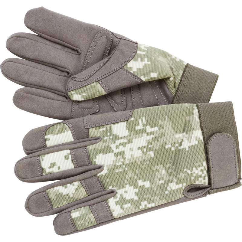 Casual Outfitters Multi Purpose Digital Camouflage Gloves